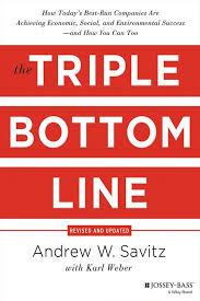 The triple bottom line : how today's best-run companies are achieving economic, social, and environmental success--and how you can tooSavitz, Andrew W. - 2014